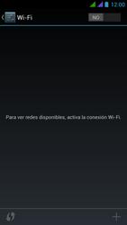 BQ Aquaris 5 HD - WiFi - Conectarse a una red WiFi - Paso 5