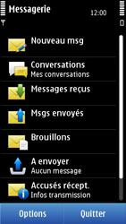 Nokia C7-00 - MMS - envoi d'images - Étape 3