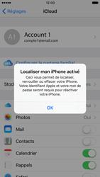 Apple Apple iPhone 7 - Device maintenance - Back up - Étape 9