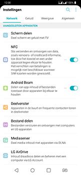LG g7-fit-dual-sim-lm-q850emw - NFC - NFC activeren - Stap 5