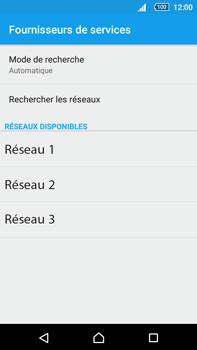 Sony Xperia Z5 Premium (E6853) - Réseau - Sélection manuelle du réseau - Étape 8
