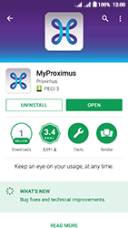 Acer Liquid Z6 Dual SIM - Applications - MyProximus - Step 8