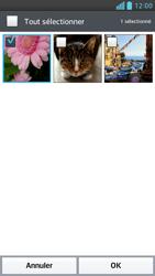 LG Optimus F6 - E-mails - Envoyer un e-mail - Étape 14