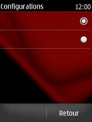 Nokia Asha 300 - Internet - Configuration automatique - Étape 9