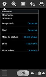 Samsung Galaxy S3 Mini - Photos, vidéos, musique - Prendre une photo - Étape 7
