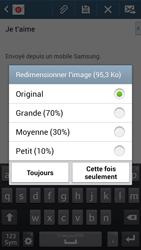Samsung G386F Galaxy Core LTE - E-mail - envoyer un e-mail - Étape 16
