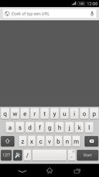 Sony Xperia E4g (E2003) - Internet - Internet gebruiken - Stap 7
