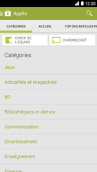 Bouygues Telecom Ultym 5 - Applications - Télécharger une application - Étape 5
