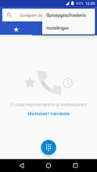 Crosscall Action X3 - Voicemail - handmatig instellen - Stap 7
