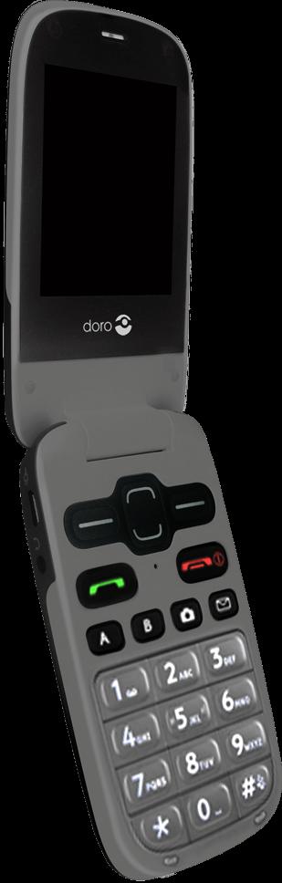 Doro Phone Easy 621 - Premiers pas - Découvrir les touches principales - Étape 10