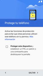 Motorola Moto G 3rd Gen. (2015) (XT1541) - Primeros pasos - Activar el equipo - Paso 17