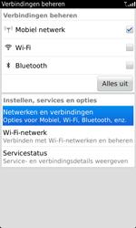 BlackBerry 9860 Torch - Netwerk - Gebruik in het buitenland - Stap 4