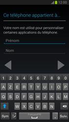 Samsung Galaxy Note 2 - Premiers pas - Créer un compte - Étape 27