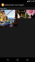 Sony Xperia M2 - E-mail - Escribir y enviar un correo electrónico - Paso 13