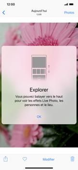 Apple iPhone XS Max - Photos, vidéos, musique - Prendre une photo - Étape 10