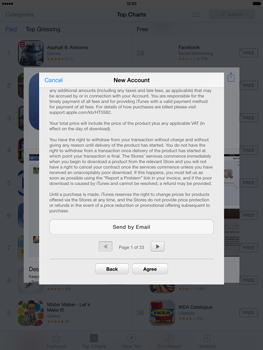 Apple iPad mini iOS 7 - Applications - Downloading applications - Step 10
