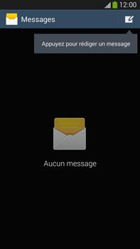 Samsung Galaxy Note 3 - Contact, Appels, SMS/MMS - Envoyer un MMS - Étape 4