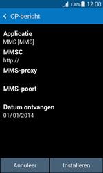 Samsung G357 Galaxy Ace 4 - MMS - automatisch instellen - Stap 8