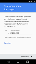 LG K10 4G - Applicaties - Account aanmaken - Stap 14