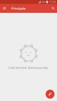 Samsung Galaxy Note 4 - E-mails - Ajouter ou modifier votre compte Gmail - Étape 4