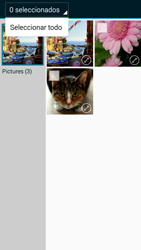 Samsung A500FU Galaxy A5 - Bluetooth - Transferir archivos a través de Bluetooth - Paso 10