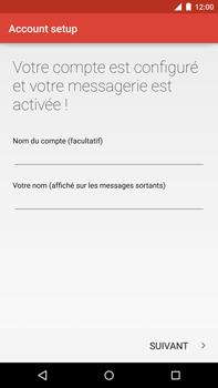 Motorola Nexus 6 - E-mail - Configuration manuelle - Étape 24