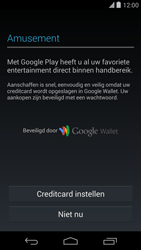 LG D821 Google Nexus 5 - Applicaties - Account aanmaken - Stap 20