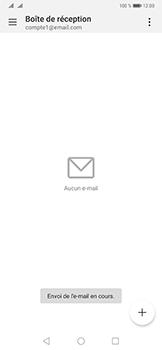 Huawei Mate 20 Pro - E-mail - envoyer un e-mail - Étape 15