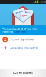 Samsung I8190 Galaxy S III Mini - E-mail - Manual configuration (gmail) - Step 14