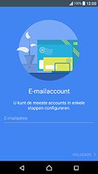 Sony Xperia X Compact (F5321) - E-mail - Account instellen (IMAP met SMTP-verificatie) - Stap 6