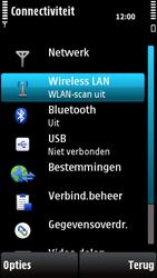 Nokia X6-00 - Wifi - handmatig instellen - Stap 12
