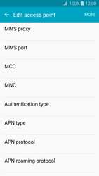 Samsung J320 Galaxy J3 (2016) - MMS - Manual configuration - Step 11