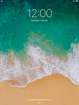 Apple Apple iPad Pro 9.7 - iOS 11 - Device maintenance - Een soft reset uitvoeren - Stap 4