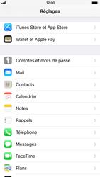 Apple iPhone 7 iOS 11 - E-mails - Ajouter ou modifier un compte e-mail - Étape 3