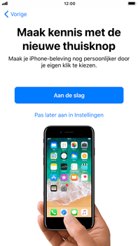 Apple iPhone 6 Plus iOS 11 - Toestel - Toestel activeren - Stap 40