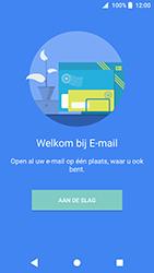 Sony Xperia XZ Premium - Android Oreo - E-mail - e-mail instellen: IMAP (aanbevolen) - Stap 4