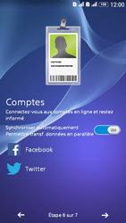 Sony Xperia E4g - Premiers pas - Créer un compte - Étape 28