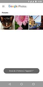 Motorola Moto G6 - Photos, vidéos, musique - Envoyer une photo via Bluetooth - Étape 14