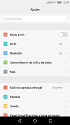 Huawei Y6 (2017) - Mensajería - Configurar el equipo para mensajes multimedia - Paso 3