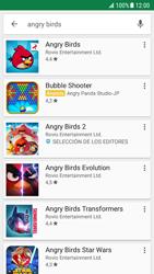 Samsung Galaxy S7 - Android Nougat - Aplicaciones - Descargar aplicaciones - Paso 16