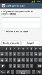 Samsung I9505 Galaxy S IV LTE - E-mail - Configuration manuelle (yahoo) - Étape 6