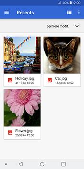 LG V30 - E-mail - Envoi d