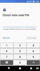 Sony Xperia XA2 - Sécuriser votre mobile - Activer le code de verrouillage - Étape 7