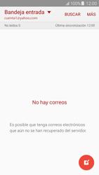 Samsung Galaxy J5 - E-mail - Configurar Yahoo! - Paso 3