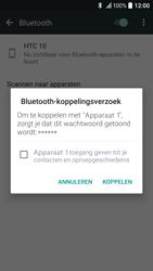 HTC 10 - Bluetooth - koppelen met ander apparaat - Stap 9