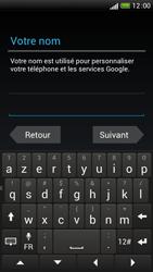 HTC One S - Premiers pas - Créer un compte - Étape 16