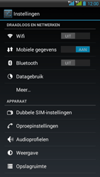 HTC Desire 516 - Voicemail - Handmatig instellen - Stap 4