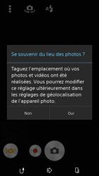 Sony Xpéria T3 - Photos, vidéos, musique - Prendre une photo - Étape 4