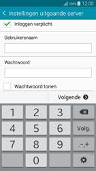 Samsung A500FU Galaxy A5 - E-mail - Handmatig instellen - Stap 14