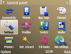 Nokia E72 - Internet - Manual configuration - Step 4